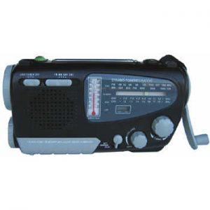 Kaito KA888 Solar Dynamo Radio and Flashlight