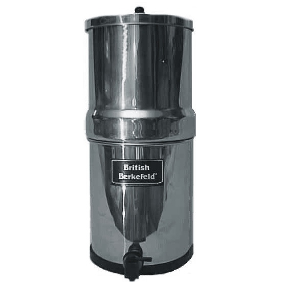 British Berefeld Ceramic Water filter