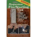 Magnesium Fire Starting Tool