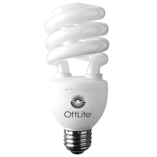 Ott compact fluorescent bulbs full spectrum lights from ott lite Ott light bulb