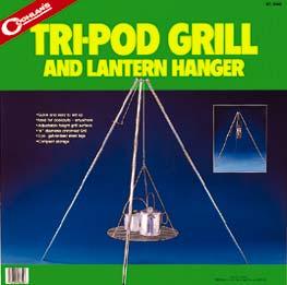 Camp Fire Tri Pod