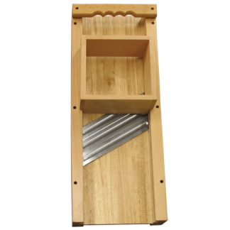 Weston Supply Wooden Cabbage Slicer