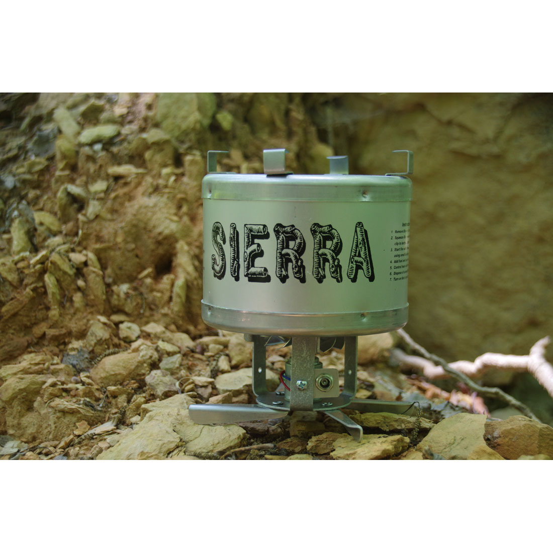 Sierra Stove Wood Gas Wisemen Trading And Supply