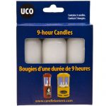 Industrial Revolution Candles 3 pk