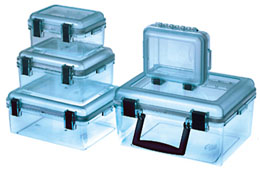Lexan Resin Boxes by GSI Outdoors