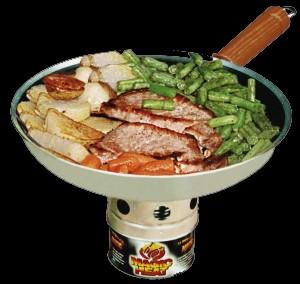 Magic Heat stove kit