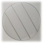 Large Round Grill