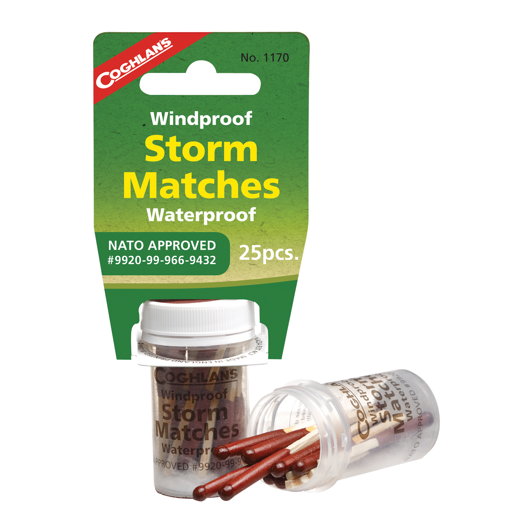 Coghlans Windproof Survival Matches