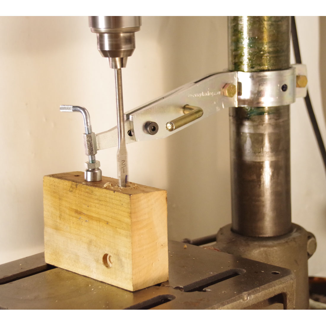 Drill Press Clamp on column CAM-LOCK THREAD-LOCK Made in the USA