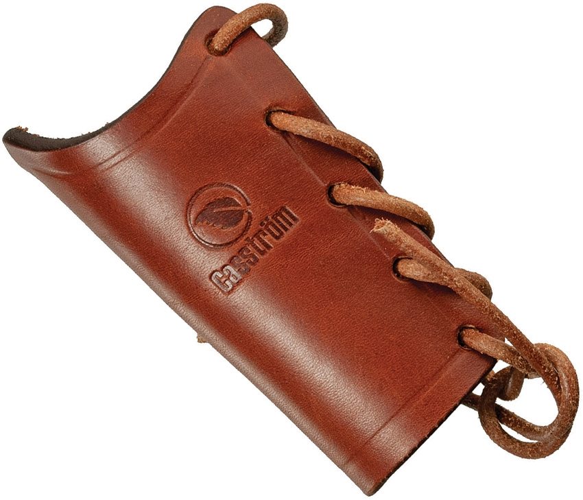 Casstrom Leather Handle Guard .